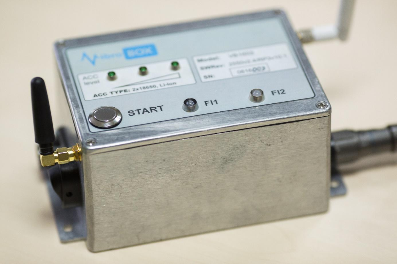 VB1610 communication and telemetry data transmission unit